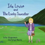Book Cover Ida Louise and the Lucky Sweater