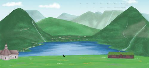 Storyboard Color Landscape