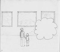 Storyboard Sketch Museum